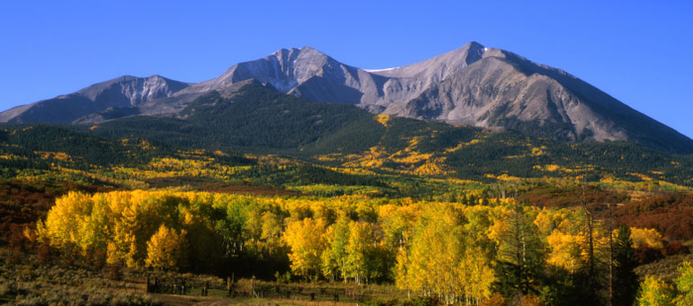 Mount Sopris CO