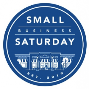 Small Business Saturday is on November 28th, 2015!